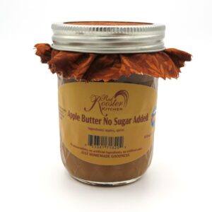 Apple Butter Sugar Free - Front