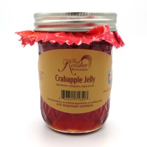 Crabapple Jelly - Front