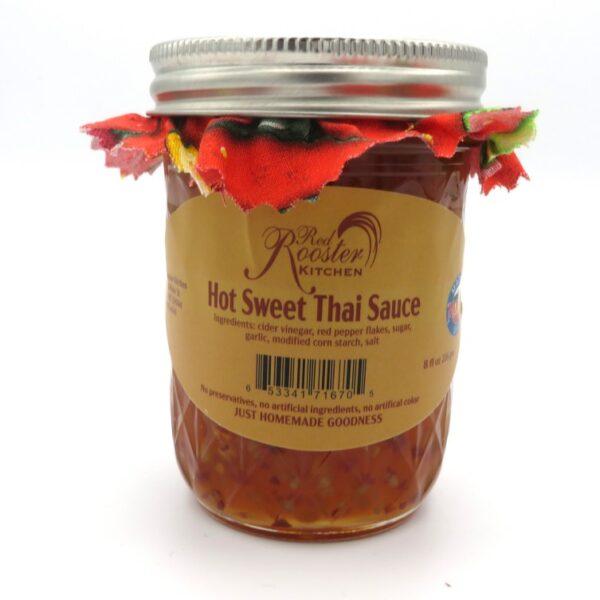 Hot Sweet Thai Sauce - Front