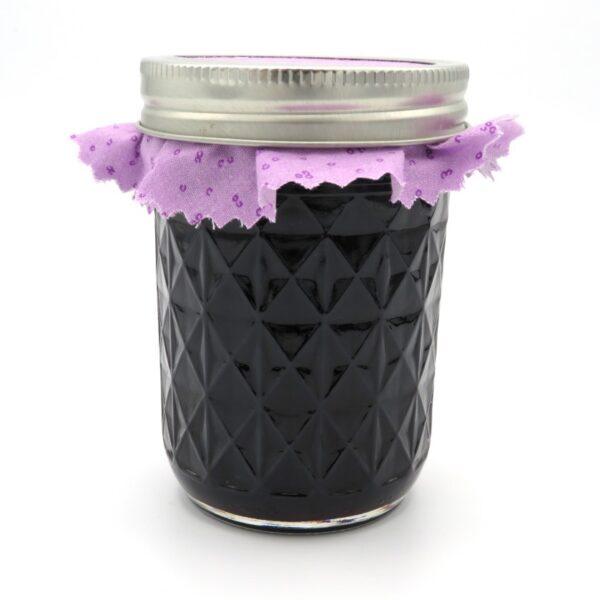 Huckleberry Jam - Rear