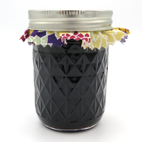 Huckleberry Jelly - Rear