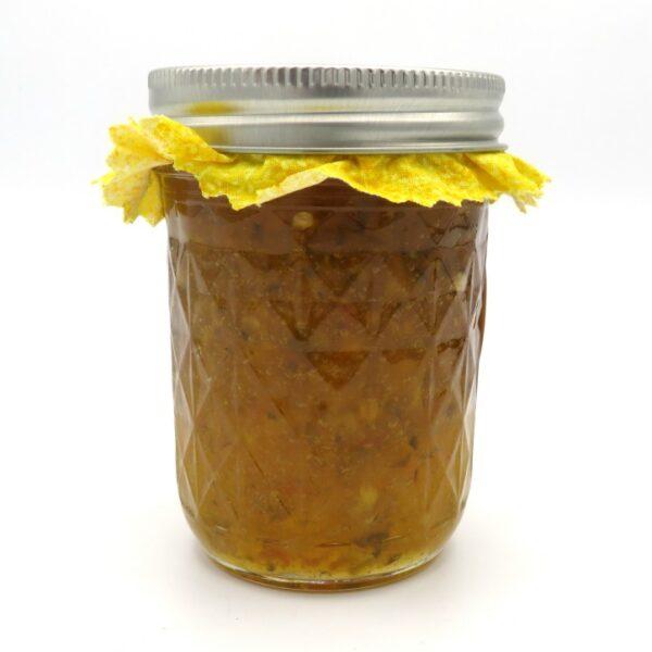 Mango Pepper Jelly - Rear