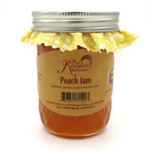 Peach Jam - Front