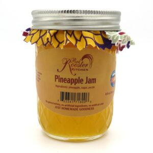 Pineapple Jam - Front