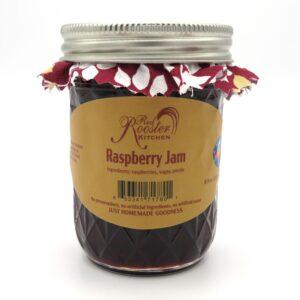 Raspberry Jam - Front