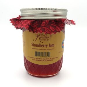 Strawberry Jam - Front