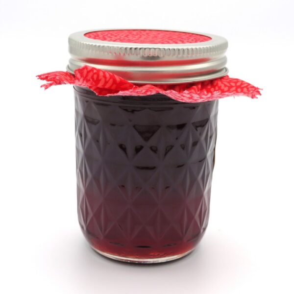 Cherry Jelly Rear View