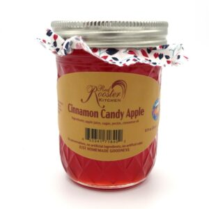 Cinnamon Candy Apple Jelly - Front