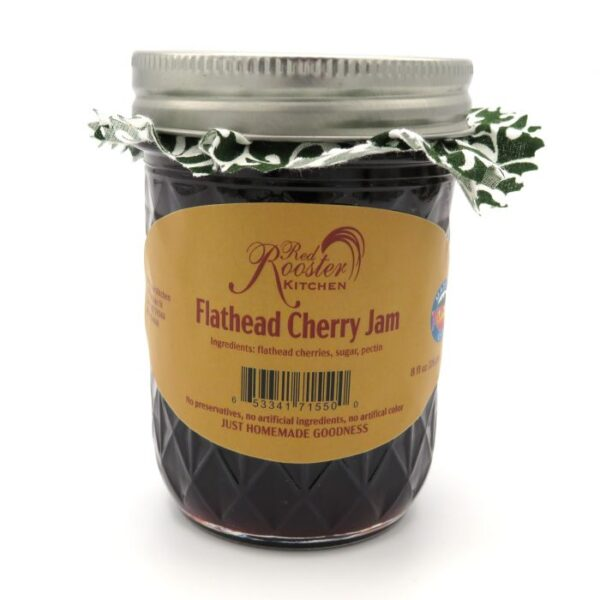 flathead cherry jam