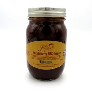 Huckleberry Barbecue Sauce