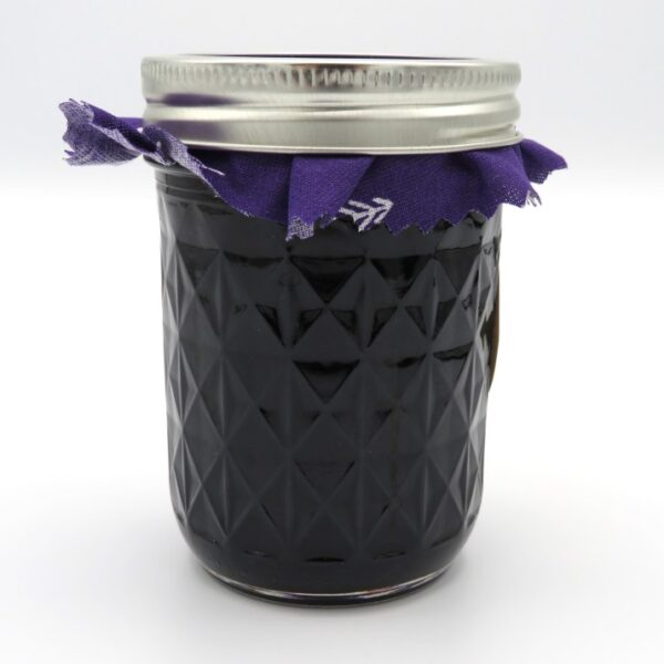 Blueberry Jam - Rear