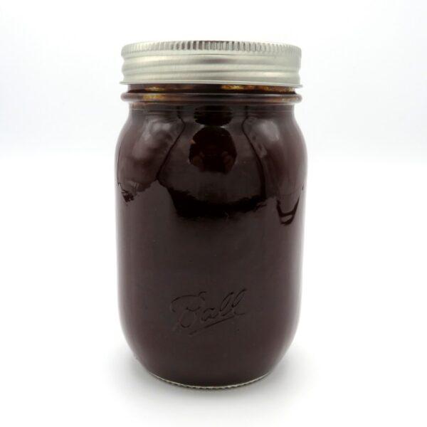 Huckleberry BBQ Sauce Rear